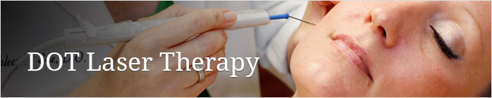 DOT Laser Therapy at Virginia Street
