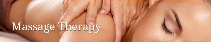 Massage Therapy at Virginia Street Dermatology
