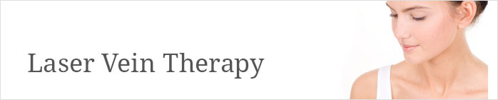 Laser Vein Therapy at Virginia Street Dermatology